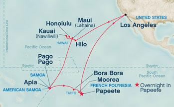 Cruceros Por Polinesia